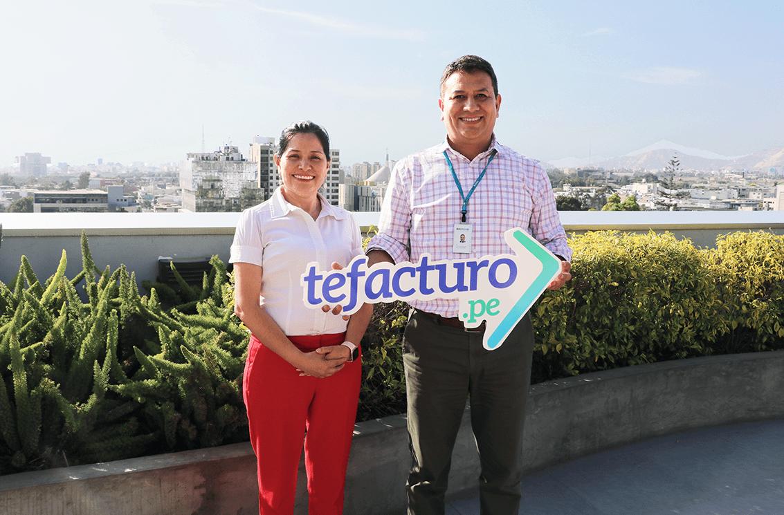 Conoce el testimonio de Fernando Gonzales, Manager Partner de Bigmond Excutive Search. En la foto, junto a Armida Ochoa, Gerente General de Close2u SAC