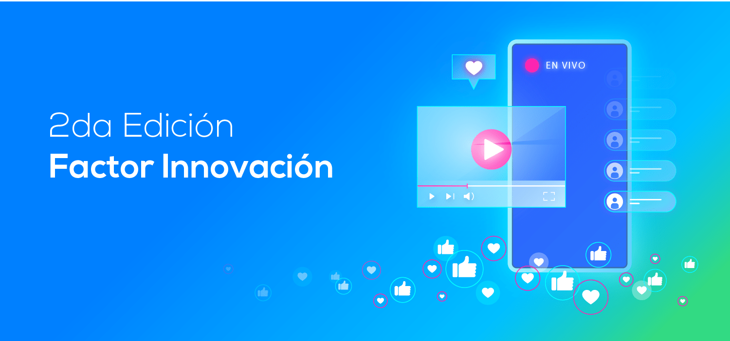 streaming en vivo innovación